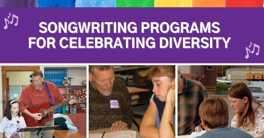songwriting programs rainbow quest!