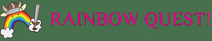 Rainbow Quest! logo, about, mission, education, LGBTQ+
