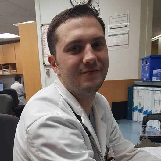 Dr. John B. Avatar
