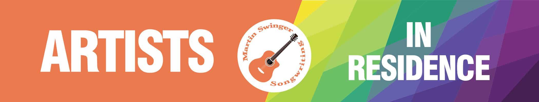 martin swinger songwriting artists in residence, school