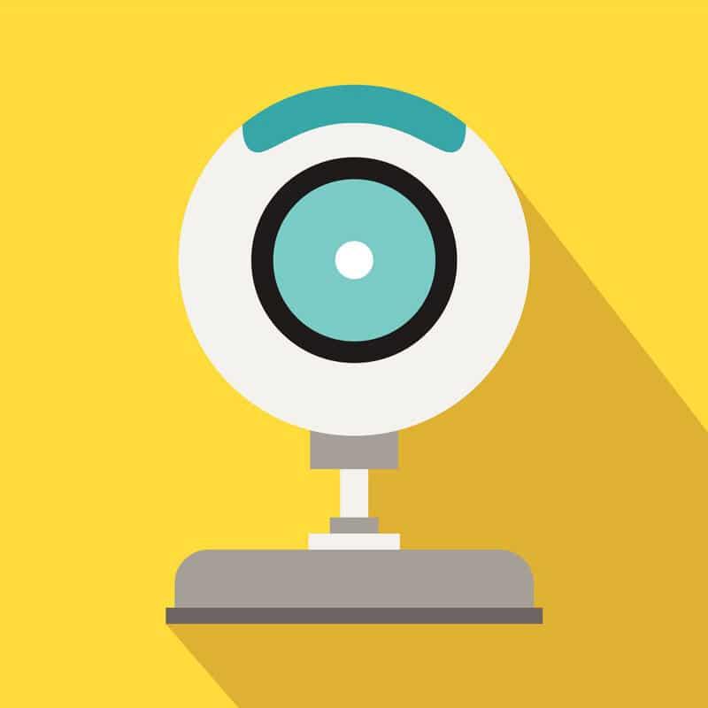 webcam zoom camera input