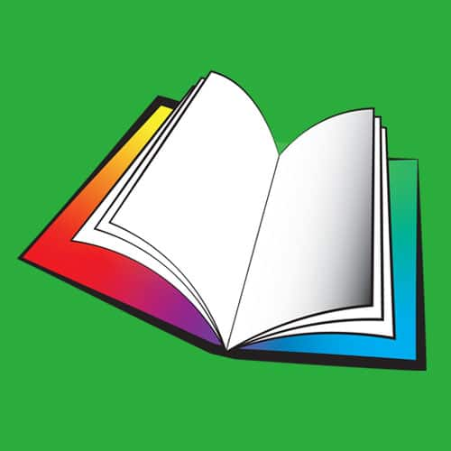 green book icon just between us prompt